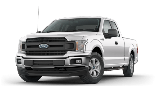 New 2019 Ford F-150 XL Truck SuperCab Styleside For Sale in Zelienople, PA
